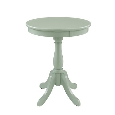 Tolliver End Table Color: Aqua