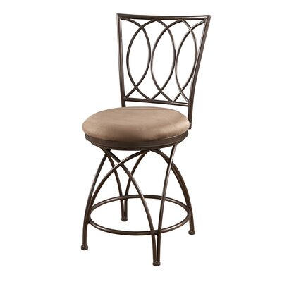 Big and Tall 24 Swivel Bar Stool
