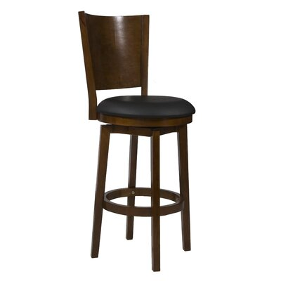 Bohorquez 31 Swivel Bar Stool