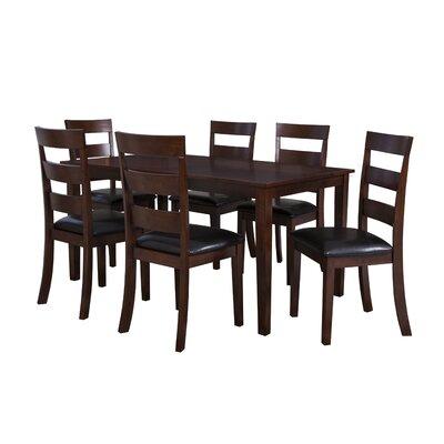 Amiyr 7 Piece Dining Set