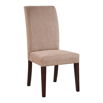 Lease to own Classic Seating Parson Chair in Dar...