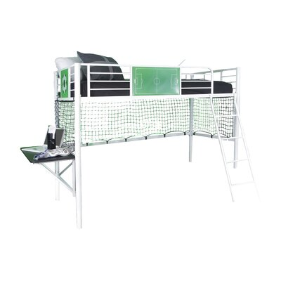 Goal Keeper Twin Loft Bed