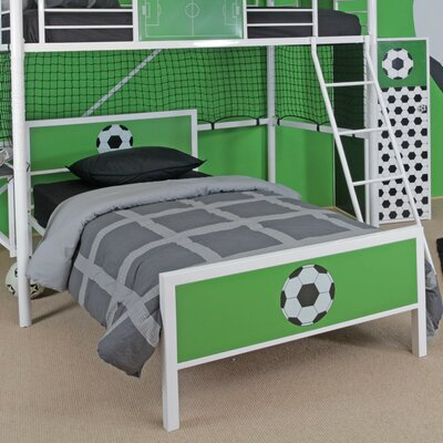 Goal Keeper Twin Panel Bed