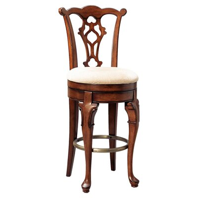 Behrens 30.75 Swivel Bar Stool