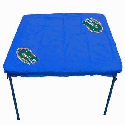 NCAA Card Table Cover NCAA Team: Florida Gators