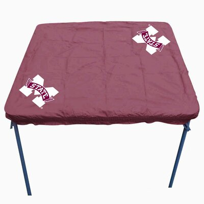 NCAA Card Table Cover NCAA Team: Mississippi State
