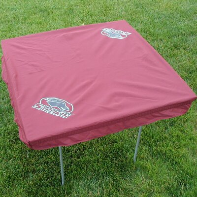 NCAA Card Table Cover NCAA Team: Southern Illinois