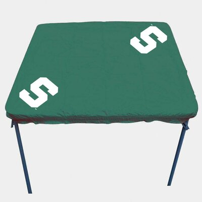 NCAA Card Table Cover NCAA Team: Michigan State