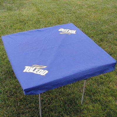 NCAA Card Table Cover NCAA Team: Toledo