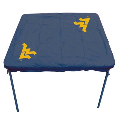 NCAA Card Table Cover NCAA Team: West Virginia