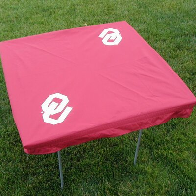 NCAA Card Table Cover NCAA Team: Oklahoma