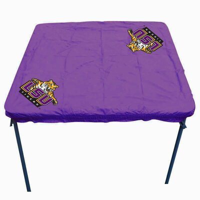 NCAA Card Table Cover NCAA Team: LSU