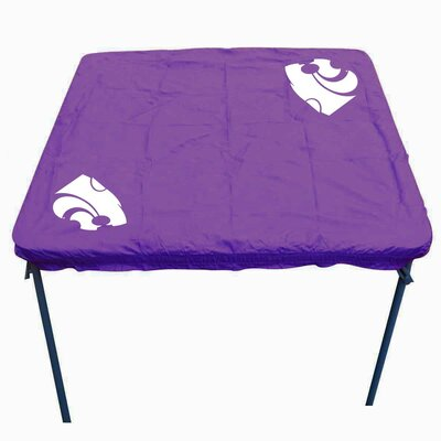 NCAA Card Table Cover NCAA Team: Kansas State