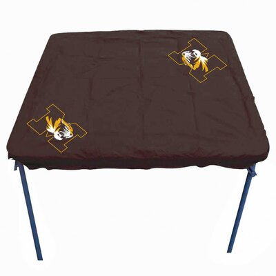 NCAA Card Table Cover NCAA Team: Missouri