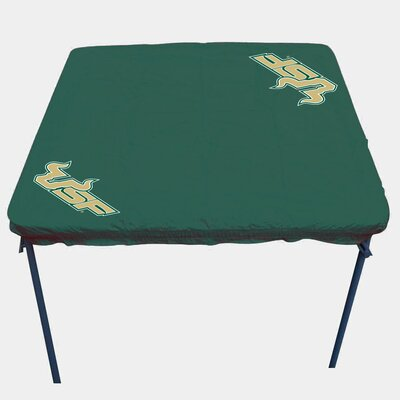 NCAA Card Table Cover NCAA Team: South Florida