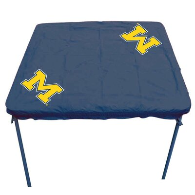 NCAA Card Table Cover NCAA Team: Michigan