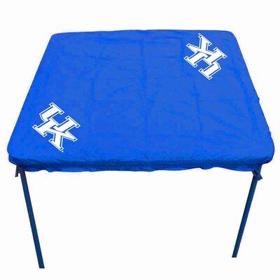 NCAA Card Table Cover NCAA Team: Kentucky