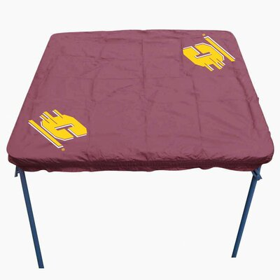 NCAA Card Table Cover NCAA Team: Central Michigan
