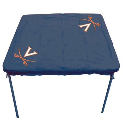 NCAA Card Table Cover NCAA Team: Virginia