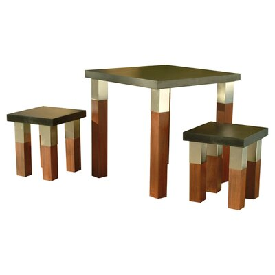 Money saving Steel Dining Table Product Photo