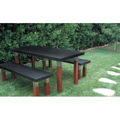 Kenji Dining Table Table Size: 5 Table