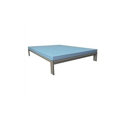 Luma Daybed Size: 54x72, Cushion: Frost Grey