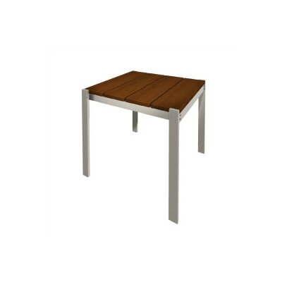 Luma Side Table Finish: Glacier Grey Polyboard