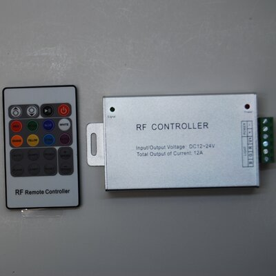 ITLED 20 Key RF Controller