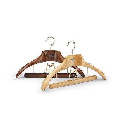 546 Coat Hanger Color-dark Walnut
