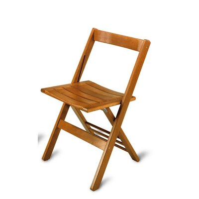 Financing for Folding Side Chair Finish: Cherry...