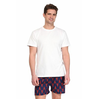 Lobsters Mens Boxer Size: Medium