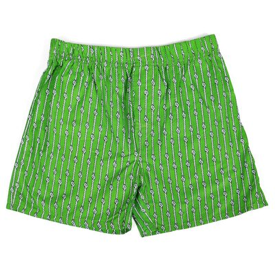 Nautical Rope Mens Boxer Size: Medium