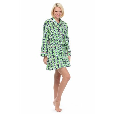 Penny Robe Size: Small, Color: Green