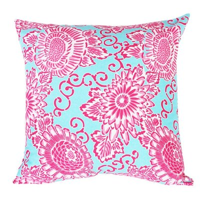 Spring Bloom Pillow Size: 22 x 22