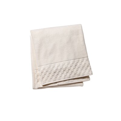 Hand Towel Color: Ivory