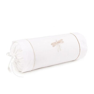Dragonfly Percale Cotton Bolster Pillow