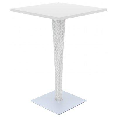 Compamia Riva Bar Table - Finish: White