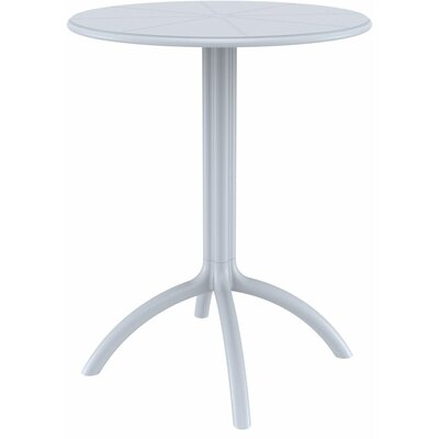 Octopus Bistro Table Finish: Silver Gray