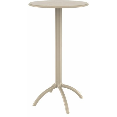 Octopus Bar Table Finish: Dove Gray