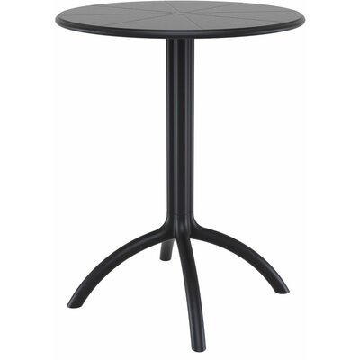 Octopus Bistro Table Finish: Black