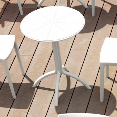 Octopus Bistro Table Finish: White
