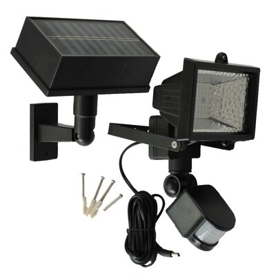 Goes Green Network Solar Powered Motion 54 LED Security Light