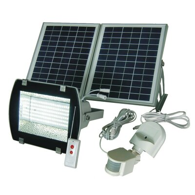 High Powered LED Solar Flood Light