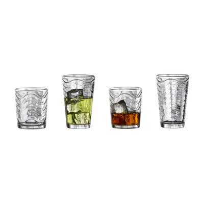 Allure 16 Piece Drinkware Set 229224-16
