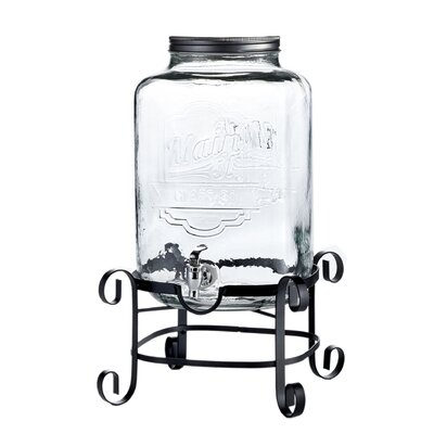 2 Piece Beverage Dispenser Set 210263-gb