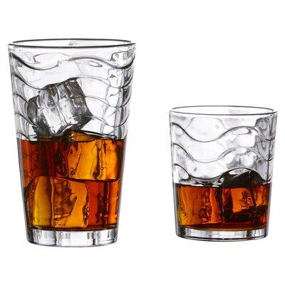Allure 12 Piece Glass Set 229224-12