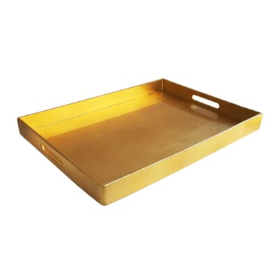 Accents by Jay Metallic Serving Tray