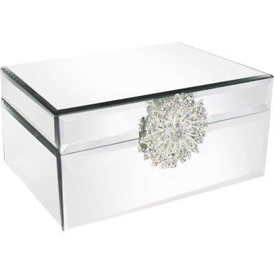 Janeen Trinket Box Size: Large