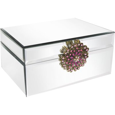 Janice Trinket Box Size: Large