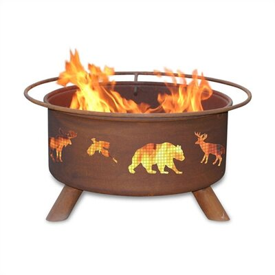 Patina Products Wildlife Fire Pit at Sears.com